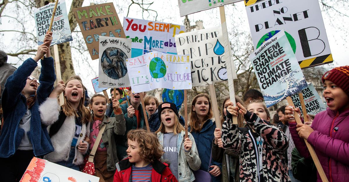 How to Celebrate Climate Week: The Global Climate Strike + Free Events Around NYC