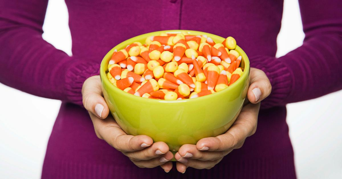 Does candy corn have bugs in it?