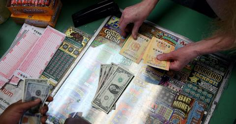 What to do with non-winning lottery tickets