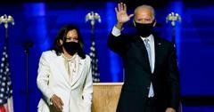 Biden Harris过渡气候