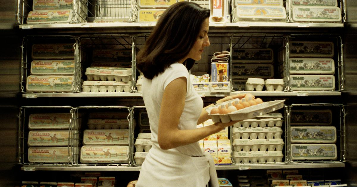 Why do we keep eggs refrigerated in the U.S.?