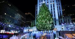 洛克菲勒圣诞树会发生什么