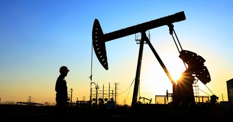 what happened to oil prices