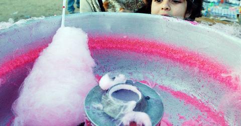 cotton candy masks