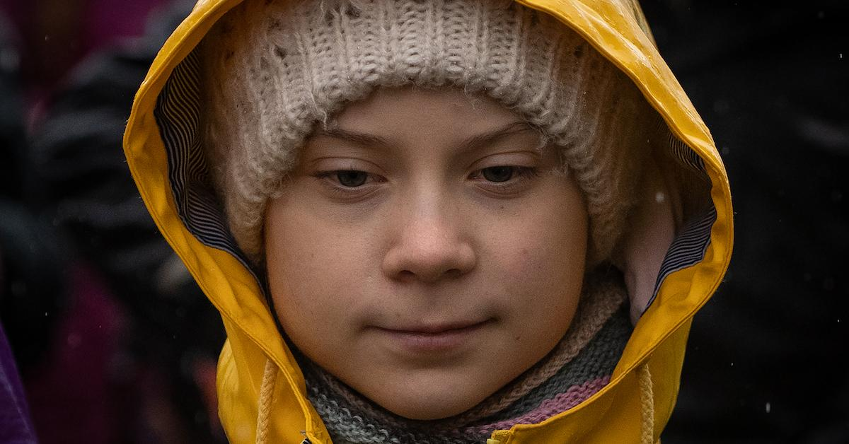 What is Greta Thunberg fighting for?