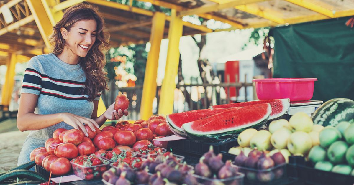 benefits of farmers markets