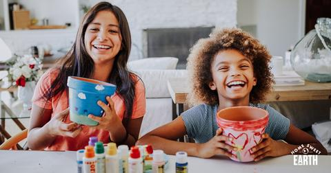 recycling crafts with kids