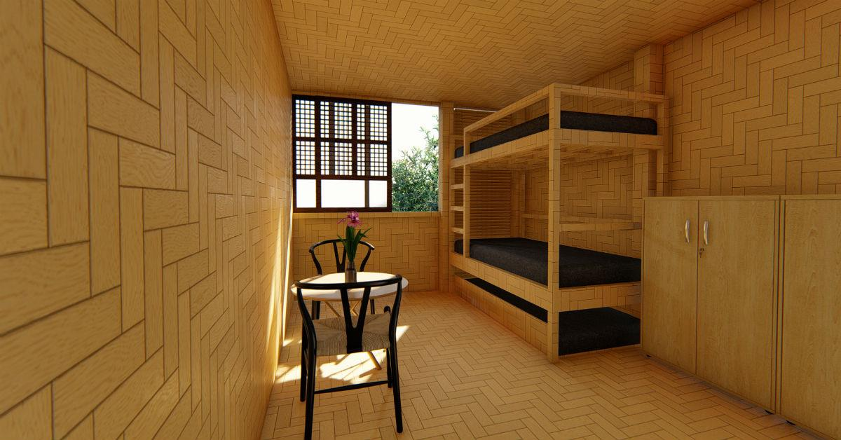 Affordable Bamboo Housing Project Wins Top Prize At Cities For The Future Challenge