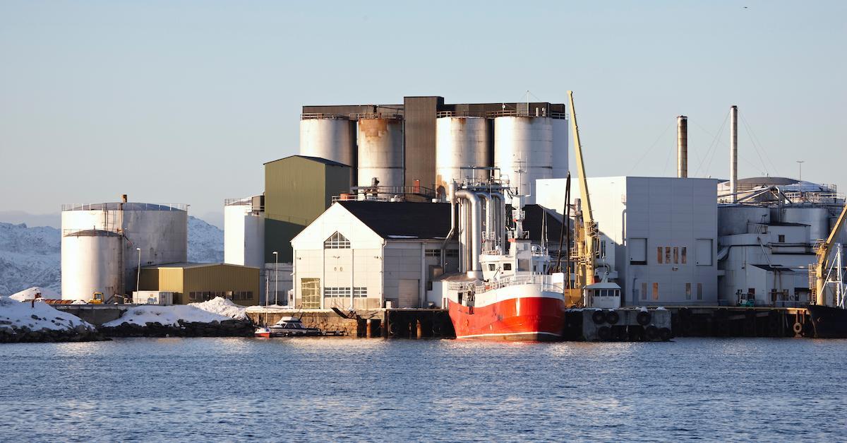 Norway Gas Storage