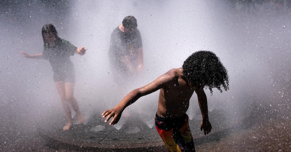 Heat Wave Deaths Canada Pacific Northwest