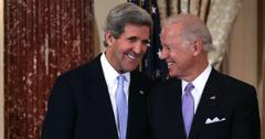 John Kerry Joe Biden Climate