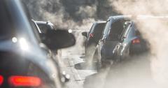 汽车生产的排放量